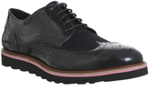 Ask the Missus Coco Wedge Sole Brogues