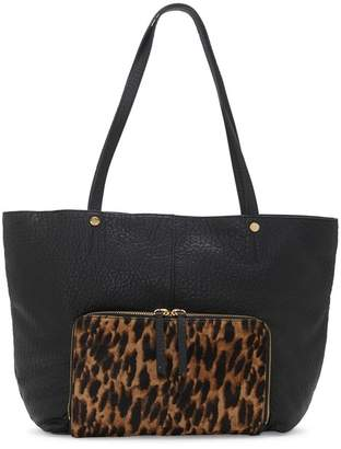 Vince Camuto Cas Leather Tote Bag