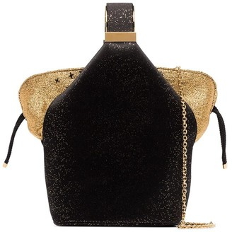 BIENEN-DAVIS Kit glittered bucket bag