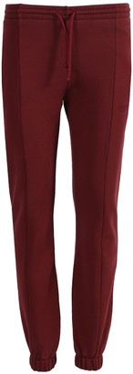 Vetements Gothic Font Sweatpants Bordeaux