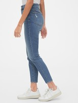 Gap Sky High Curvy True Skinny Ankle Jeans with Secret Smoothing Pockets