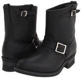 Frye - Engineer 8R W (Black) - Footwear
