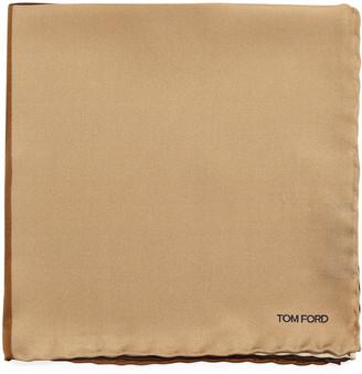Tom Ford Men's Silk Pocket Square