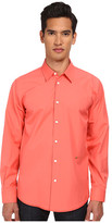 Marc Jacobs Slim Fit Comfort Poplin L/S Button Up