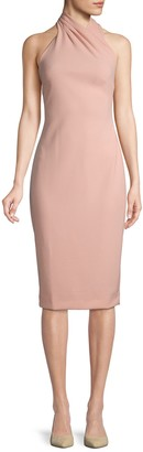 Rachel Roy Halter Sheath Dress