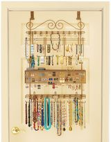 Bed Bath & Beyond Over-the-Door Jewelry Organizer in Bronze