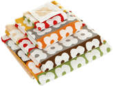 Orla Kiely Multi Flower Stripe Towel - Hand Towel