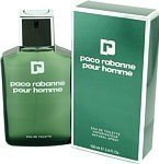 Paco Rabanne Pour Homme 6.7 / 6.8oz Eau De Toilette Splash or Spray for men