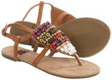Muk Luks Harlow Beaded Sandals (For Women)