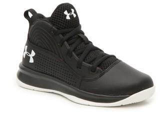 Under Armour Lockdown 4 Basketball Shoe - Kids'