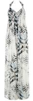 Heidi Klein Ipanema Printed Twist Maxi Dress