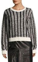 Public School Nabila Striped Sweater
