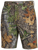 Under Armour Camo Fish Hunter Cargo Shorts