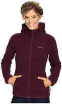 Columbia Fuller Ridge Hooded Fleece Jacket