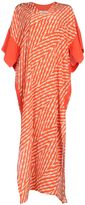 Nude Long dresses