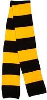 AshopZ Winter Bold Striped Rugby Scarf