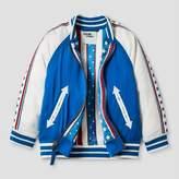Genuine Kids from OshKosh Toddler Boys' Americana Embroidered Bomber Jacket Genuine Kids from OshKosh® - Blue