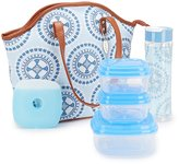 Fit & Fresh Davenport Medallion Insulated Lunch Kit
