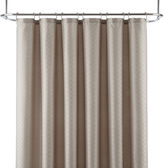 Royal Velvet Diamond Jacquard Shower Curtain