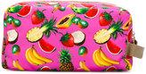 Dolce & Gabbana tropical print make-up bag - women - Polyamide - One Size