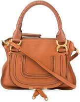 Chloé Marcie Small Double-Carry Satchel Bag
