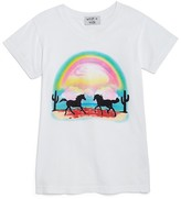 Wildfox Couture Girls' Pony Tee - Sizes 7-14