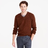 J.Crew Wallace & Barnes Italian wool V-neck sweater