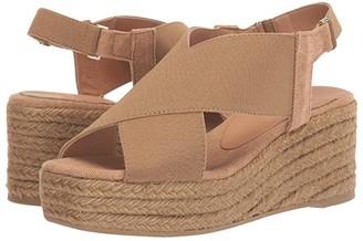 Castaner Quilu Wedge Espadrille (Tostado) Women's Sandals