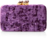 Kayu Margaux Velvet Clutch