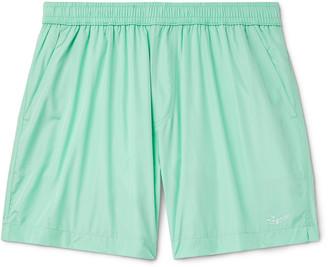 Ermenegildo Zegna Slim-Fit Mid-Length Swim Shorts
