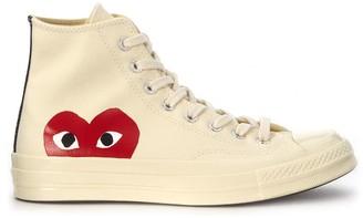 Comme Des Garcons Converse Heart | Shop