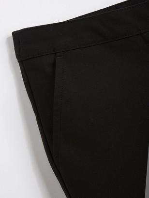 Very Girls 2 Pack Woven School Trousers - Black