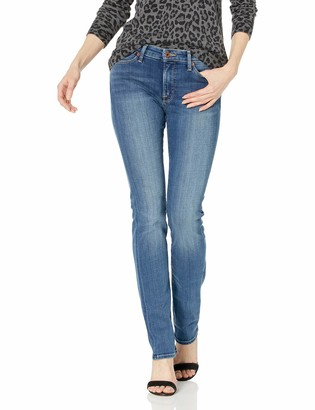 Lucky Brand Women's Hayden Straight-Leg Jean in Corolla 26x32