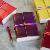 Paper High Handcrafted Colour Leather Journals