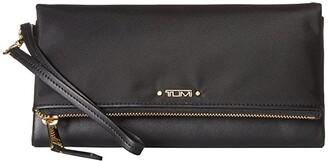 Tumi Voyageur Travel Wallet (Black 1) Wallet