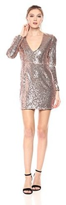 Glamorous Women's Deep V Dress