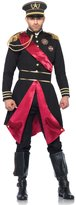 Leg Avenue Men's 2 Piece Military General Costume