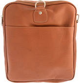 Piel Leather Collapsible Duffel To Carry-All 3010