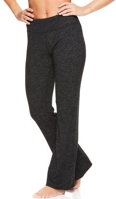 Gaiam Women's Marled Yoga Pant