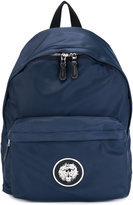 Versus lion head backpack - men - Nylon - One Size