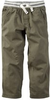 Carter's Baby Boy Canvas Utility Pants