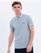 BOSS GREEN Paddy Regular Fit Pique Polo