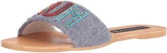Steven by Steve Madden Women's NADA Slide Sandal