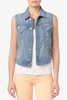 Hudson Jeans Signature Vest- Lima