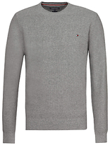 Tommy Hilfiger Cotton Crew Neck Jumper