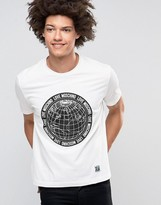 Love Moschino World T-shirt