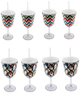 Berghoff Insulated Wine Glasses (Set of 8)