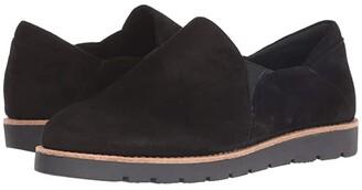 VANELi Jager (Black Suede) Women's Shoes