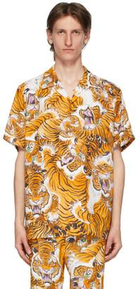 Wacko Maria Multicolor Tim Lehi Edition Hawaiian Shirt