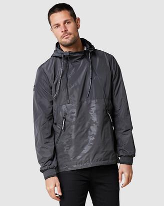 Superdry Surplus Dual Zip Overhead Jacket